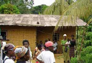 Mode de vie traditionnelle des Pygmées